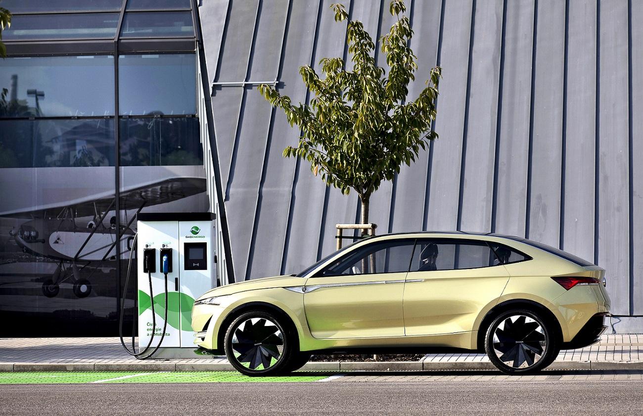 Monitoring parkovacích míst pro elektromobily, aneb jak vymýtit český zlozvyk