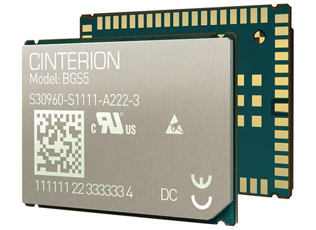 BGS5, základní kámen pro začátky v IoT