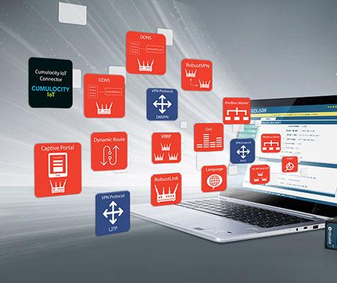 Robustel App Center