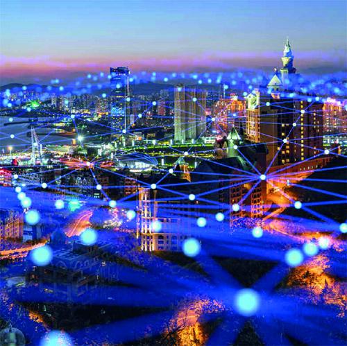 Najnowsza technologia 5G zapewnia szybkie połączenie