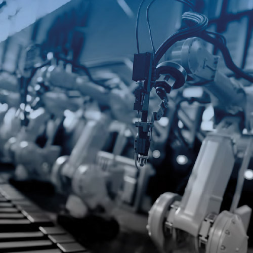 Remote management of manufacturing network infrastructure